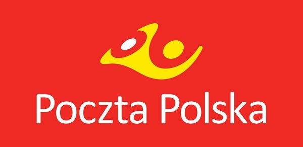 Logo Poczty Polskiej.